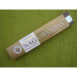 Indiai Nag Chandan - Szantál füstölő 15 g