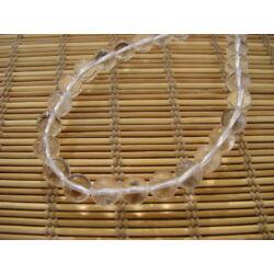 Hegyikristály ásvány nyaklánc 10 mm